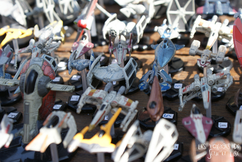 braderie lille france voyage travel organisation brocante tourisme tourism star wars toys jouet collection