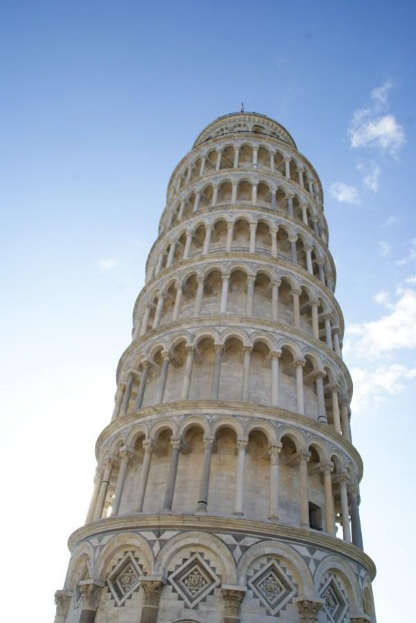 blog voyage italie pise italia pisa tower tour summer