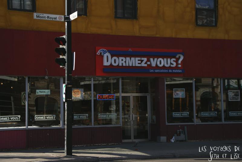 blog voyage canada montreal dormez-vous boutique