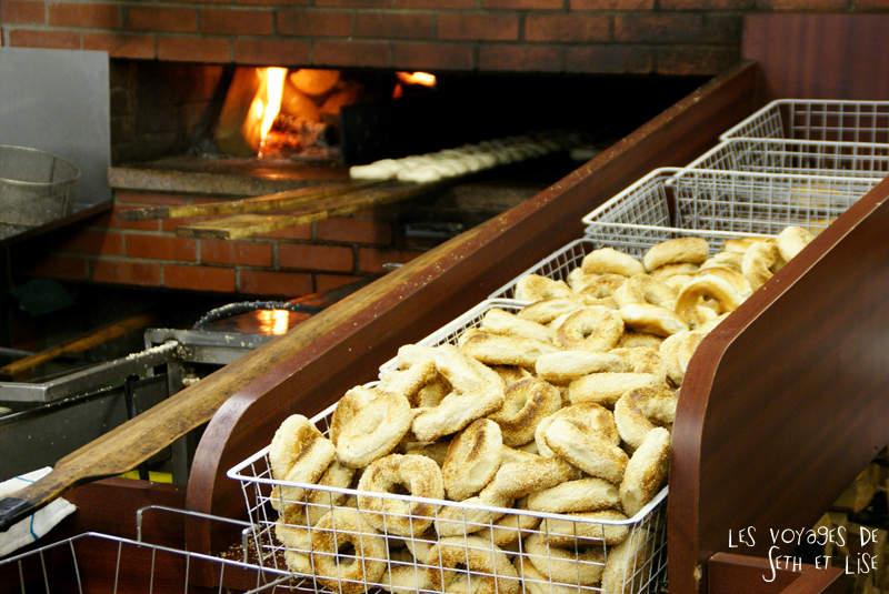 Streetart et bagels au Mile-End