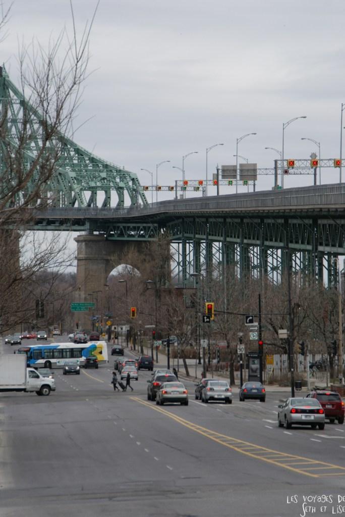 blog voyage canada montreal pvt pont bridge jacques cartier
