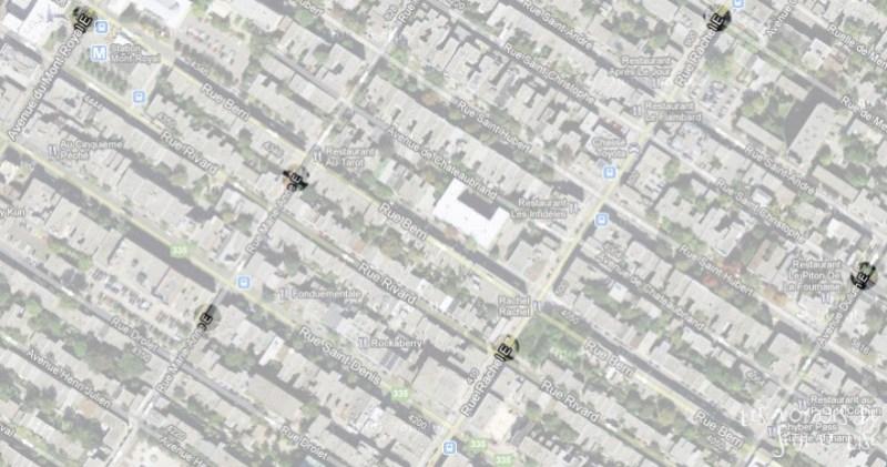 blog voyage canada montreal pvt tour du monde globetrotter orientation carte map route gps signalisation reperage