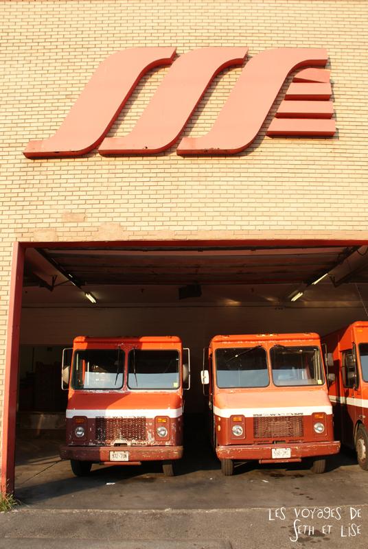 blog canada toronto pvt voyage whv backpack camion truck pompier
