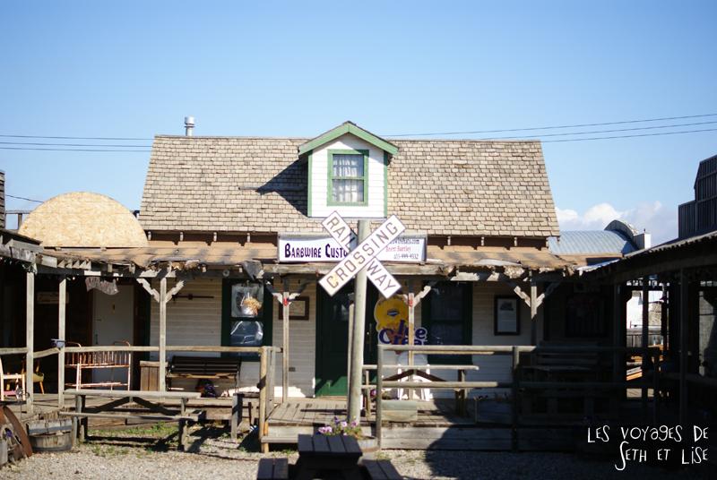 blog canada photo voyage pvt alberta big valley saloon
