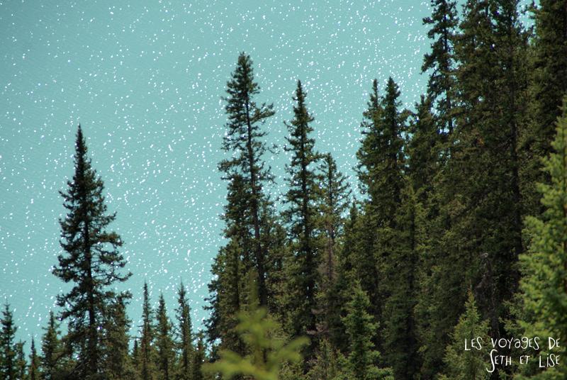 blog pvt photographie pvtiste canada alberta rocheuses rockies moutains voyage montagne couple tour du monde nature parc national lac lake louise sky