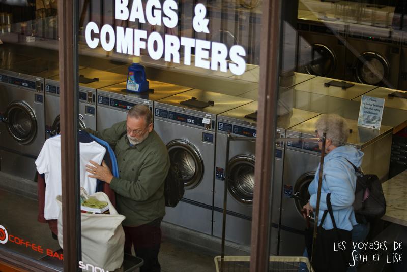 blog pvt pvtiste voyage photo photographie couple tour du monde canada japser rockies alberta rocky mountain vintage ville urban laundry laverie