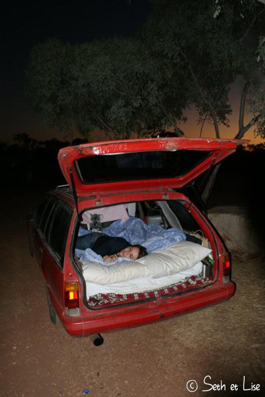 blog voyage conseil road trip aventure roadtrip voiture van dodo sommeil