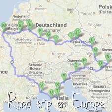 blog voyage road trip info europe