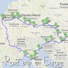 blog voyage road trip info europe