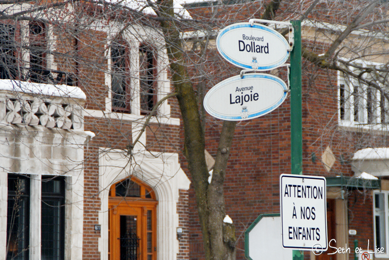 blog voyage canada pvt photo seth lise montreal street name rue dollard joie