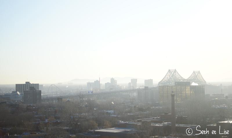 blog pvt canada montreal hiver glace printemps blanc photographie seth lise fog brouillard