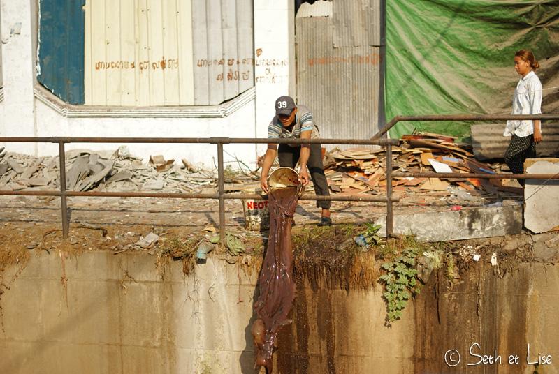 blog voyage cambodge phnom penh asie pollution