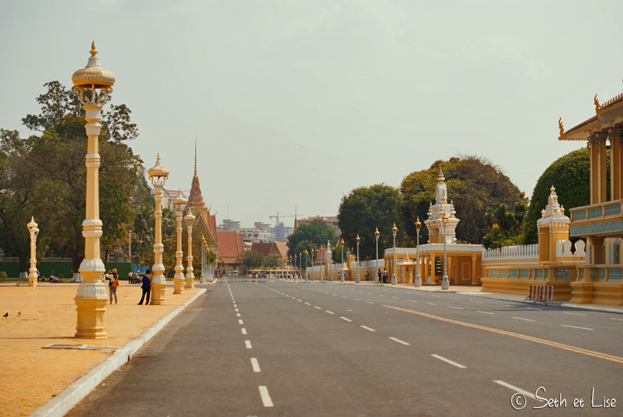 We stroll you scroll – Phnom Penh