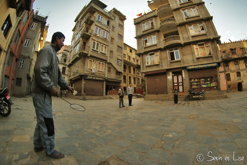 nepal cour