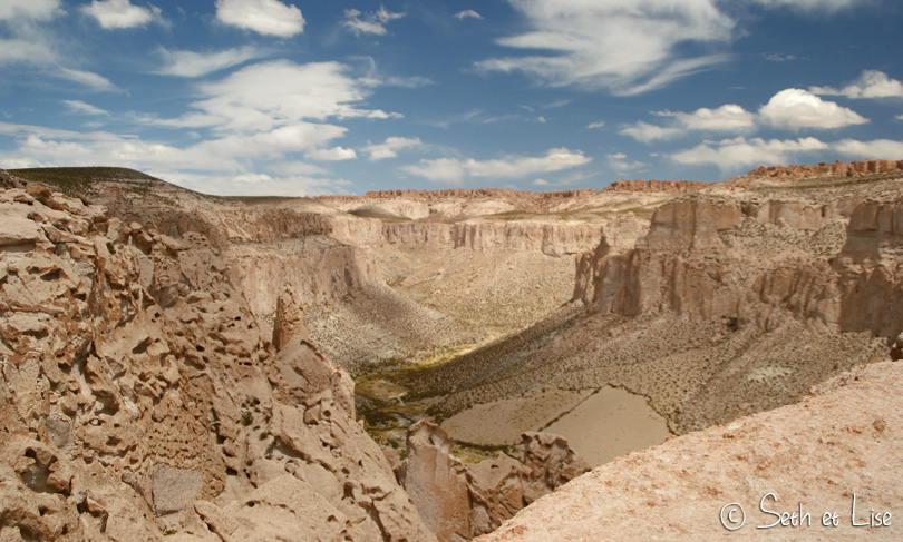 canyon bolivia