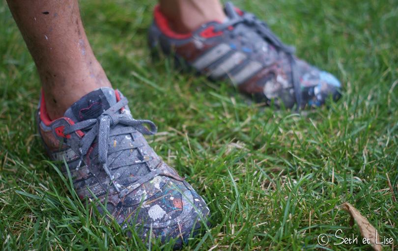 shoes of seth globepainter