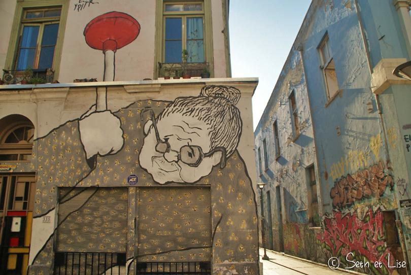 mamie murale