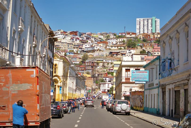 centre ville valparaiso