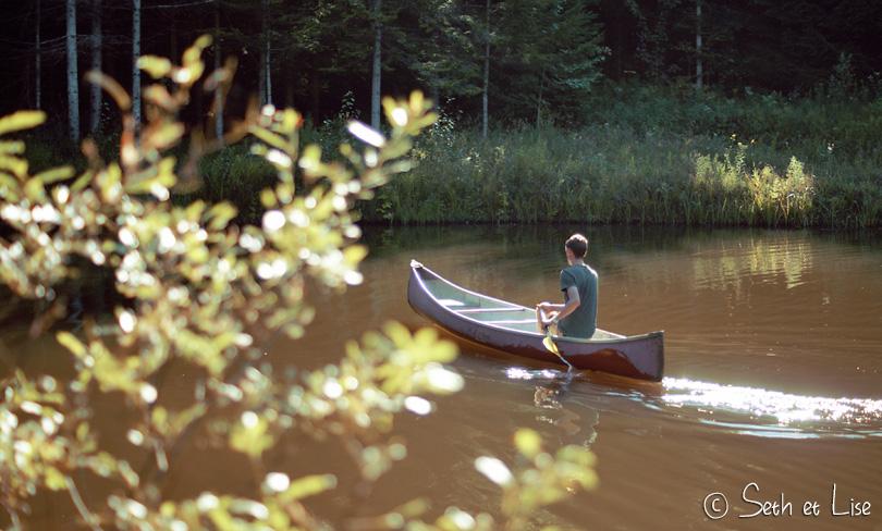 canoe canton est