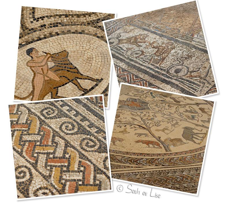 mosaic volubilis