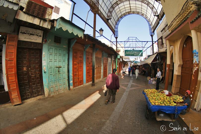 medina artisans rabat
