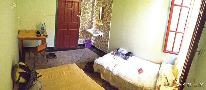 room hotel maroc meknes