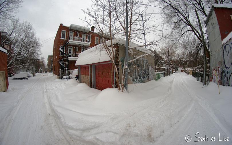 ruelle montreal