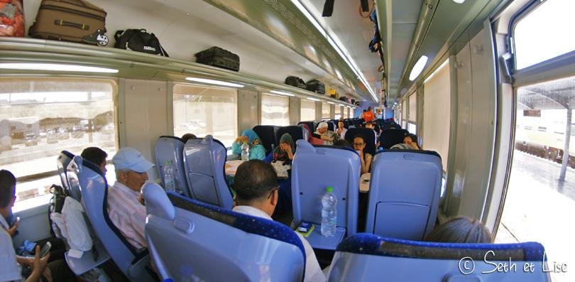 train oncf maroc