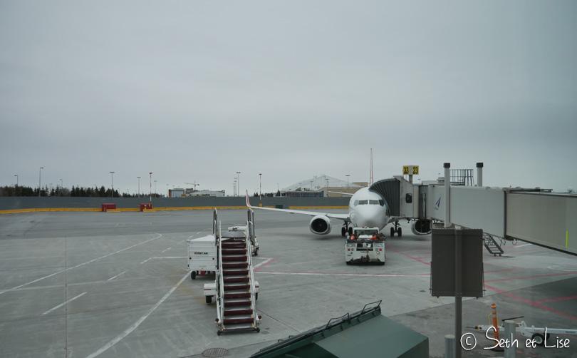 embarquement air north yukon