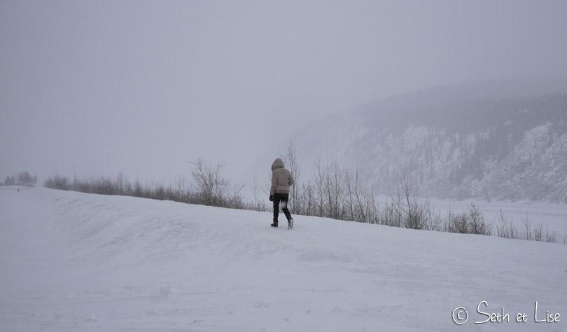 dawson snow storm