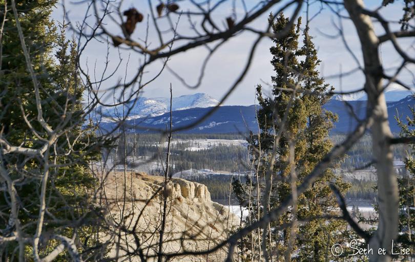 view mountain whitehorse yukon