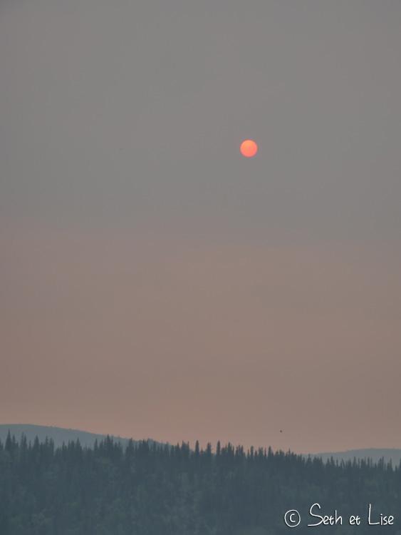 soleil feux dawson
