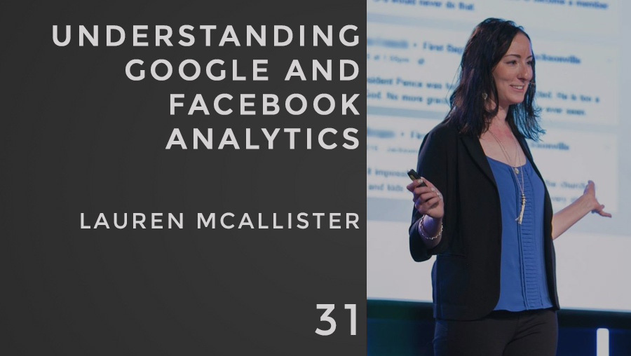 Understanding google and facebook analytics with lauren mcallister, the seminary of hard knocks podcast with seth muse