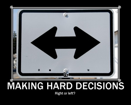 Right or Left?