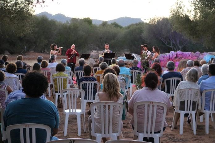 Concert als Closos de Can Gaià