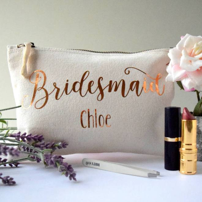 bridemaids gift
