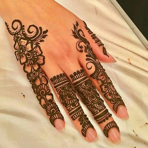 mehndi design for diwali
