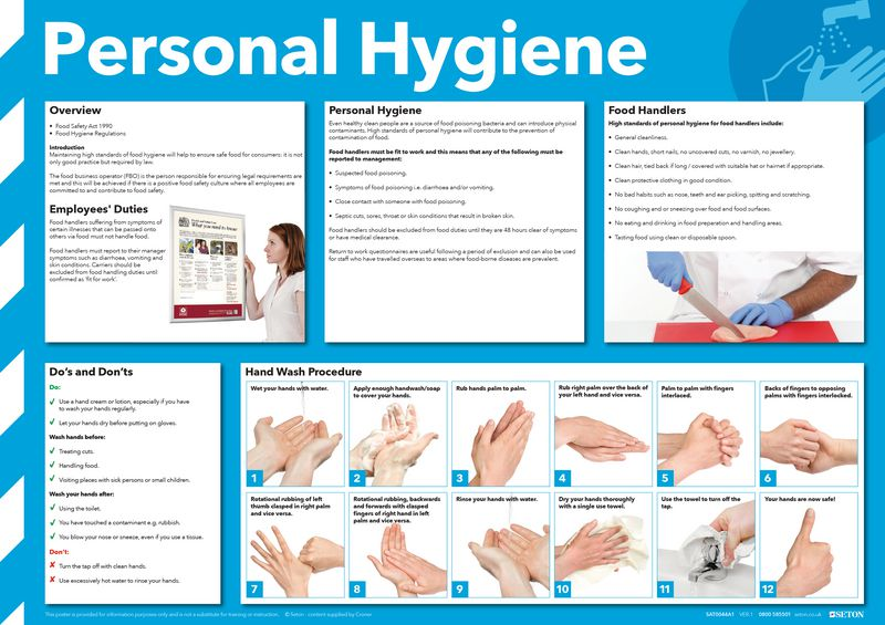Poor Personal Hygiene Workplace