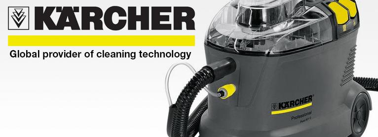 Karcher Power Washers Website
