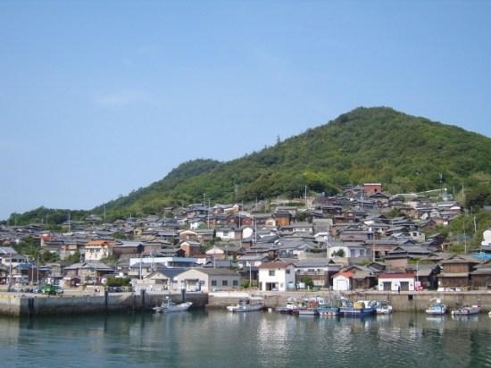 Ogijima Port