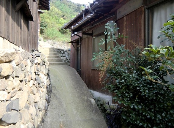 Ogijima's street