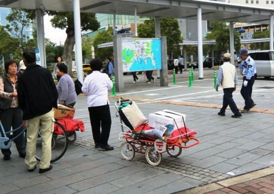 Post Office My Onba in Takamatsu