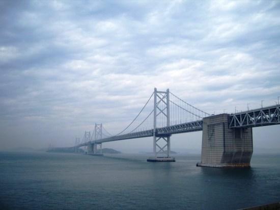 Great Bridge of Seto - Seto Ohashi