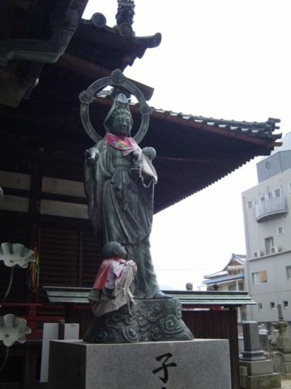 Zenstsuji - Kannon