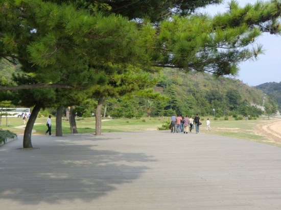 Benesse Art Site Naoshima - Beach