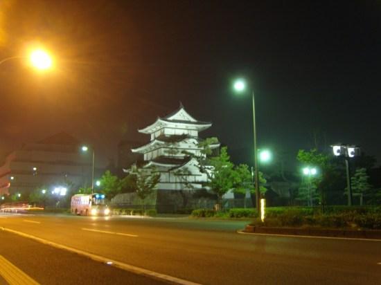 Takamatsu Castle - Moon Viewing Turret