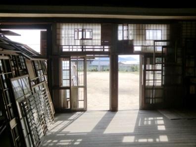 Chiharu Shiota's Farther Memory