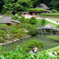 Kōrakuen in Okayama