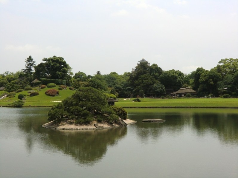 Korakuen - Sawa No Ike