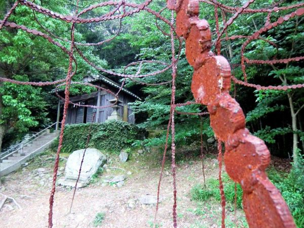 Noe Aoki's Particles in the Air, on Teshima